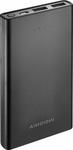 Insignia 10,000 mAh Portable Charger for Most USB-Enabled De