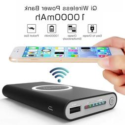 10000mAh <font><b>Portable</b></font> Universal Power Bank <