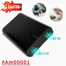 10000mAh Power Bank Portable USB Battery Charger for Cell Ph