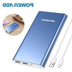 poweradd 10000mAh Power Bank Quick Charge Portable charger F
