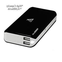 16000mAh Portable External Battery Charger Power Bank Samsun