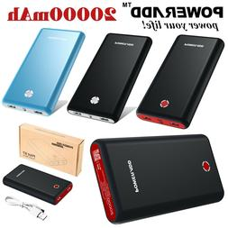 20000mah pilot x7 dual usb power bank