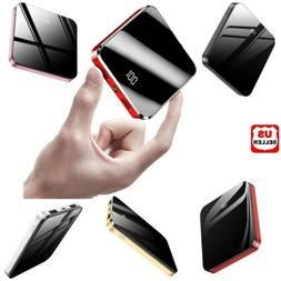 20000mAh UltraThin Dual USB Portable Power Bank External Bat
