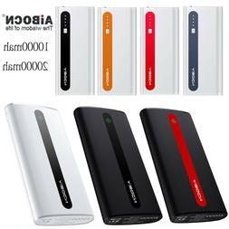 2019 Hot Portable External Battery Huge Capacity Power Bank