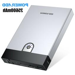 25600mah portable power bank ac outlet business