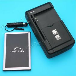 2600mAh Rechargeable Battery Portable Charger Pen f LG K8+ X