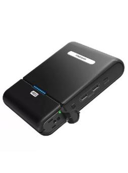 RAVPower 27000mAh Portable Battery Bank Built In AC Outlet R
