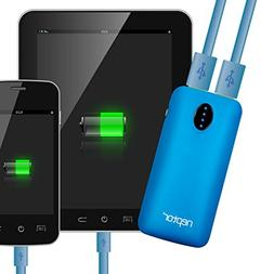 Neptor 5600mAh 3.1A Output 2nd Gen Dual Port Fast Charging E