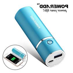 Poweradd 5000mAh Mobile External Battery Power Bank Portable
