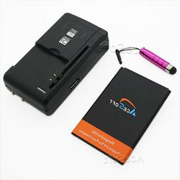 6690mAh Battery Portable Charger Stylus for Samsung Galaxy N