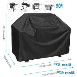 67 Inch BBQ Gas Grill Cover Barbecue Waterproof Outdoor Heav