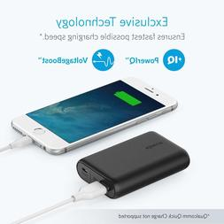 Anker Portable Charger 10000mah Power Bank External Battery