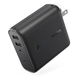 Anker PowerCore Fusion 5000 2-in-1 Portable Wall Charger AC