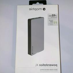 Mophie - Powerstation Xl 10,000 Mah Portable Charger For Usb