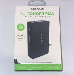 Mycharge - Ampprong+ 6700 Mah Portable Charger - Black