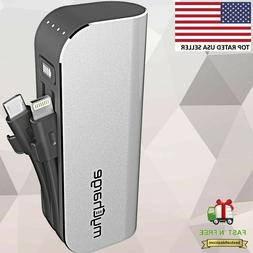 Mycharge - Hubmini 3350 Mah Portable Charger For Most Lightn