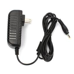 NAVISKAUTO AC Power Adapter Wall Charger for Portable DVD Pl