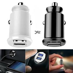 Accessories Portable Charger Adapter Dual USB Port Plug Car
