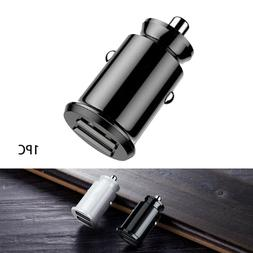 Accessories Portable Dual USB Port Car Mini Charger Charger