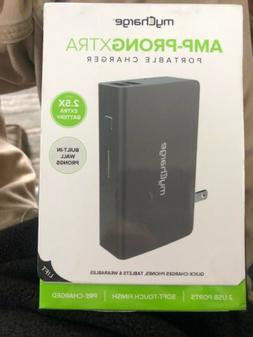 myCharge AmpProngXtra Portable Charger 4400mAh
