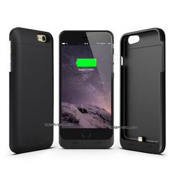 iPhone 5 5S SE Portable External Battery Charger Case Cover