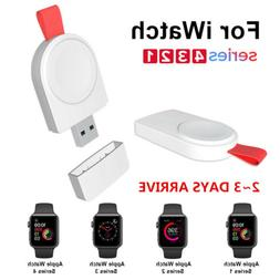 For Apple Watch Portable Charger iWatch Charger Series 1/2/3