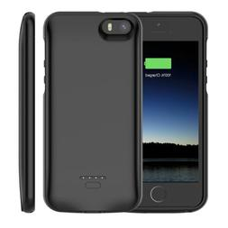 Battery Case Power Bank Portable Charger Cover 4000mAh iPhon