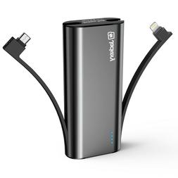 Jackery Bolt Portable Charger- Black - iOS and Android