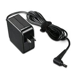 Lenovo 45W Computer Charger - Round Tip AC Wall Adapter