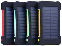 POWERNEWS 900000mAh USB Portable Solar Battery Charger Solar
