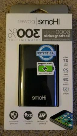 iHome External Battery Portable Pack for Universal Smartphon