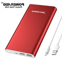 EasyAcc 20000mAh Power Bank External Battery Charger Portabl