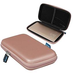 Anleo Hard EVA Travel Case for fits DULLA M50000 Portable Po
