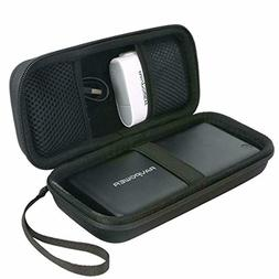 Hard Travel Case for Battery Pack RAVPower 26800mAh Portable