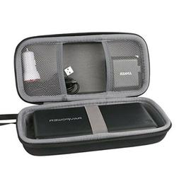 Hard Travel Case for RAVPower 26800 Battery Pack 26800mAh Po