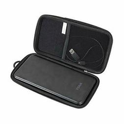 Hermitshell Hard EVA Travel Case for AUKEY 20000mAh USB C Po
