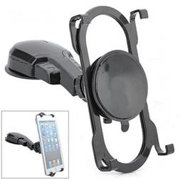 HTC Bolt Compatible Rotating Car Mount Dashboard Tablet Phon
