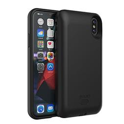iPhone X, iPhone 10 Battery Case, Crave PWR Case 3000mAh, Qi