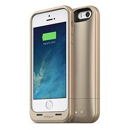 mophie juice pack Air for iPhone 5/5s/5se  - Gold