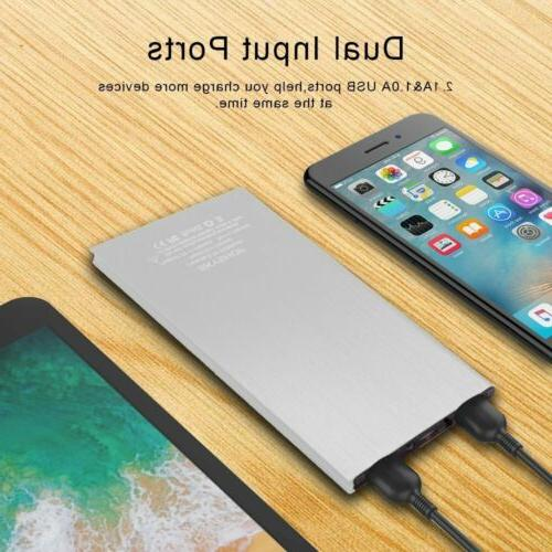 10 Ultra Portable Charger Power Color