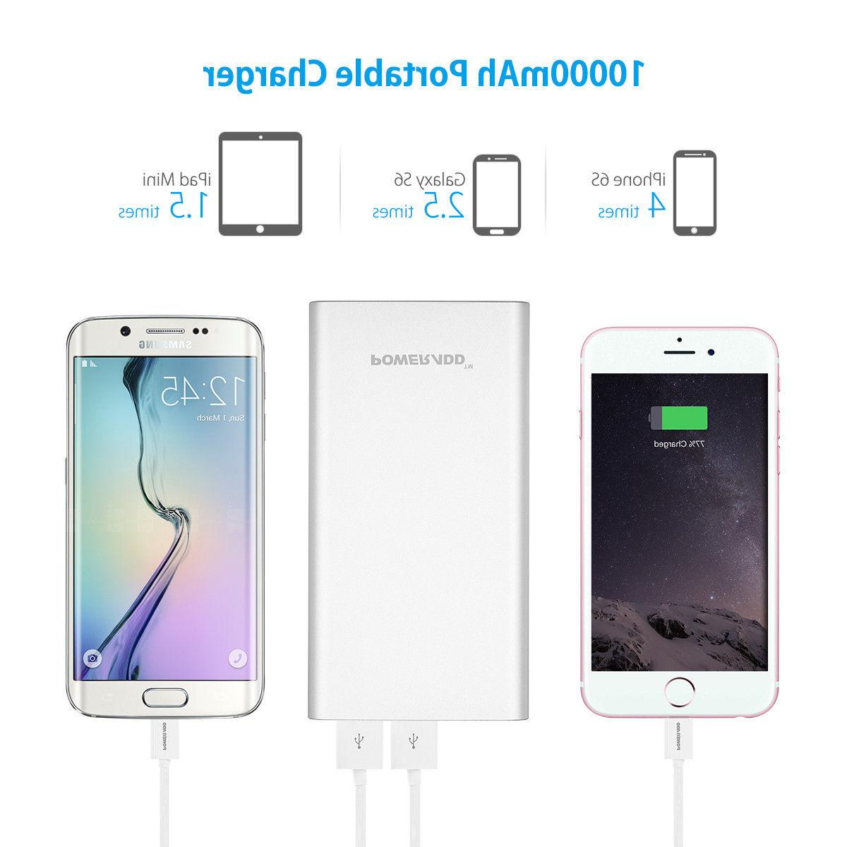 Poweradd Power Bank Portable Battery Charger