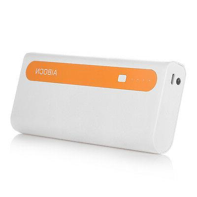 10000mAh Power Bank Portable External Pack Charger for iPhone Cell Phone