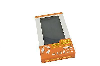 10500mAh Solar Battery Charger For Phone