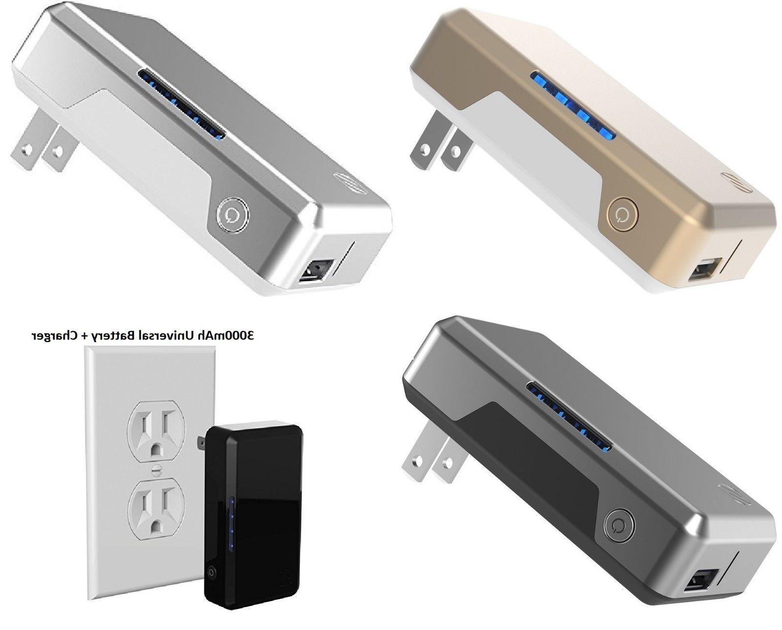2 in 1 wall charger and portable