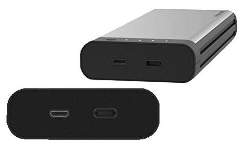 mophie with Type-C and Micro for All Cell Switch, MacBook PRO and