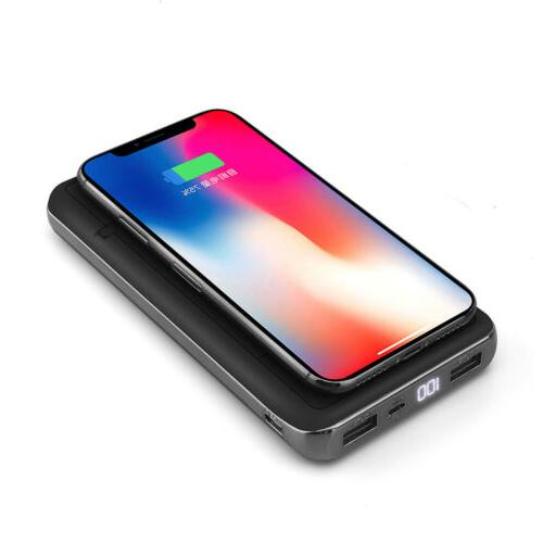 20000mAh Charger Stand LCD