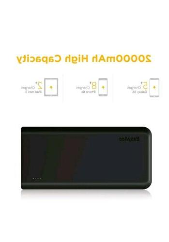 EasyAcc 20000mAh Charger For