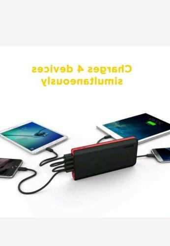 EasyAcc 20000mAh 4.8A Charger For