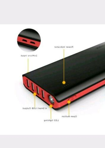 EasyAcc 20000mAh Bank Charger
