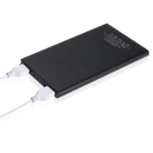 20000mAh Portable Charger Power Bank for iPhone Samsung HTC
